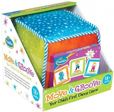 Move and Groove Gift Kid Play Baby Children Fun