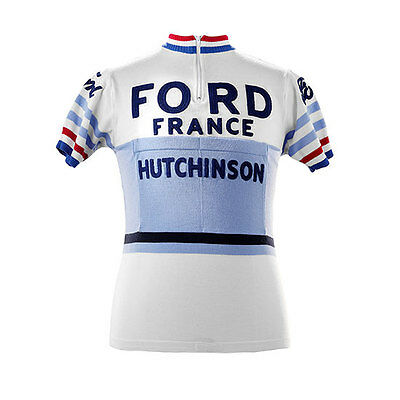 Magliamo's Ford France Jacques Anquetil 1965 Short Sleeve Jersey