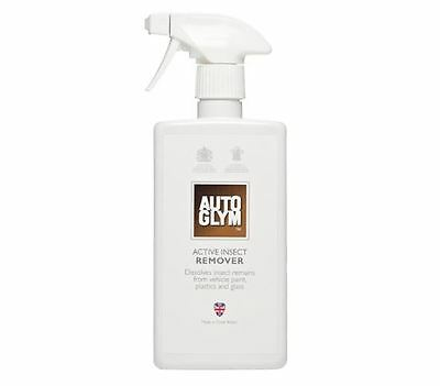 Genuine Autoglym Active Insect Remover 500ml
