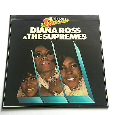 Diana Ross Amp The Supremes 6 215 Vinyl Lp Records Box Set