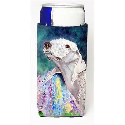 Bedlington Terrier Michelob Ultra bottle sleeves For Slim Cans
