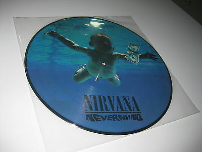 Nirvana Picture Disc Nevermind