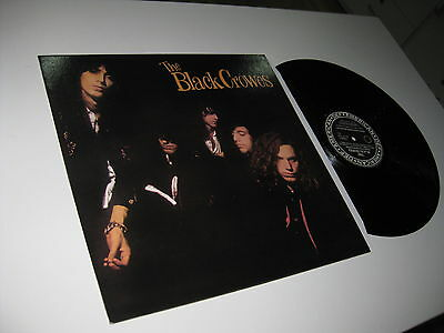 The Black Crowes Lp  Shake Your Money Maker