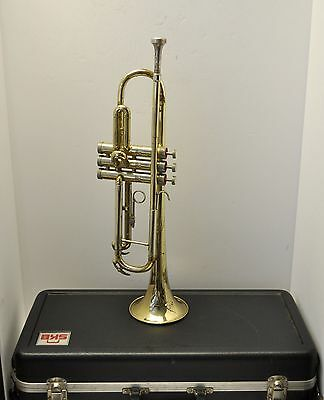 1963 Conn Director Shooting Star Logo Trumpet with case
