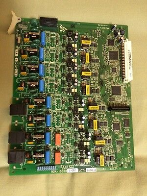 ** NEC Aspire IP1NA-8COIU-LS1 Phone System Card