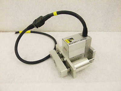 RCA ROBO Cylinder, w/Double Guide, Actuator Width 45mm, Servo Motor RCA-SRGD4R