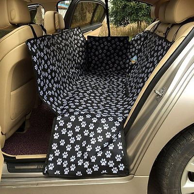Hot Pet Car Seat Cover Dog Cat Portable Rear Back Mat Protector Safety Cushion