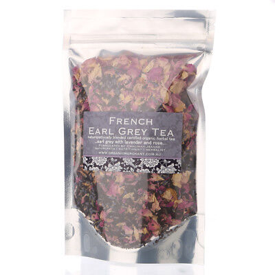 NEW Organic Merchant French Earl Grey Tea Sachet
