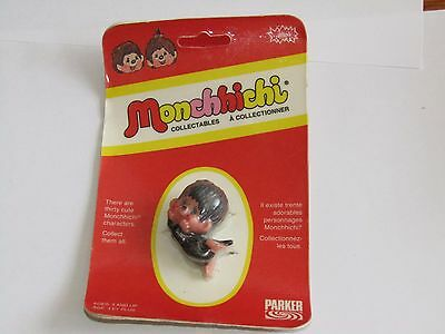 Vintage New 1974 Parker Monchhichi J6500 Sun Bather Sealed (put differently)