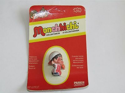 Vintage New 1974 Parker Monchhichi J6500 Baseball Fly Ball (Catcher) Sealed