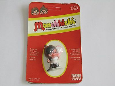 Vintage New 1974 Parker Monchhichi J6500 Tennis Backhand Sealed