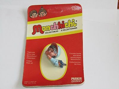 Vintage New 1974 Parker Monchhichi J6500 Baseball Slider Sealed