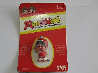 Vintage New 1974 Parker Monchhichi J6500 Drum Major Sealed