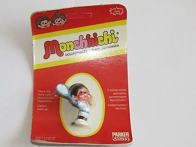 Vintage New 1974 Parker Monchhichi J6500 Tennis Service Sealed