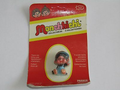 Vintage New 1974 Parker Monchhichi J6500 Cry Baby Sealed