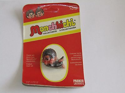 Vintage New 1974 Parker Monchhichi J6500 Sun Bather Sealed