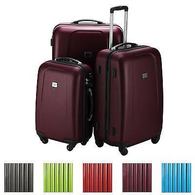 "HAUPTSTADTKOFFER Wedding 20"" 24"" 28"" Luggage Set Suitcase Travel Bag Spinner TSA"