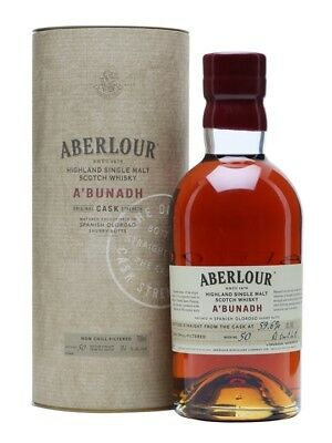 Aberlour 18yo Highland Single Malt Scotch Whisky 700ml