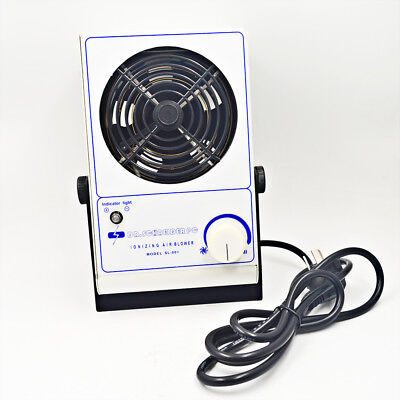 SL-001 Industrial Cold Air Bench Top Ionizing Air Blower