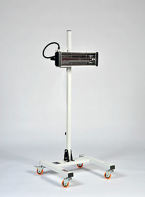 InfraTech IT-1000 Infra Red Paint Curing Drying Lamp Heat Dryer 1KW Short Wave