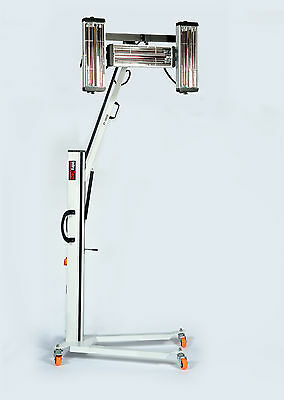 InfraTech IT-3000 Infra Red Paint Curing Drying Lamp Heat Dryer 3KW Short Wave
