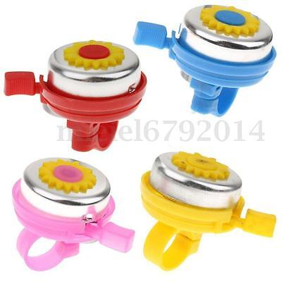 Sunflower Shaped Kids Children Boys Girls Bike Bicycle Cycling Bell Ring Horn