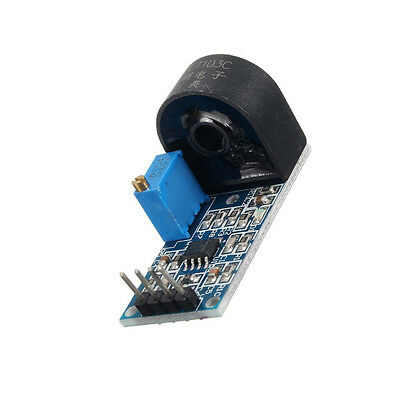 NEW  5A Monophase AC Precision Miniature Current Transformer PCB Module for Ardu