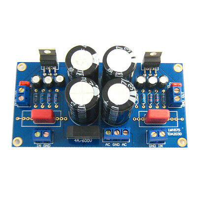LM1875 Power Amplifier Assembled Finished Board LM1875T