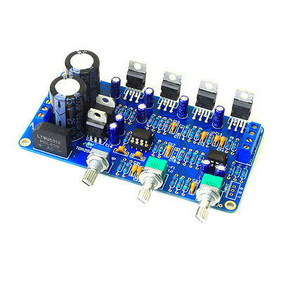 NEW UTC TDA2030L 2.1 Stereo Audio Power Amplifier Finished Board