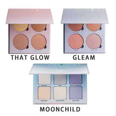 Face Shadows Beverly Hills Moon Child Glow Kit Powders Palette Makeup  Brand