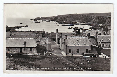 P2769 Original old RP postcard of Findochty, Banffshire