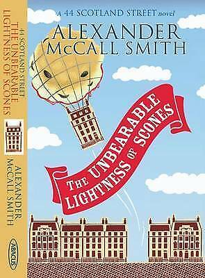The Unbearable Lightness of Scones by Alexander McCall Smith (Paperback, 2009)