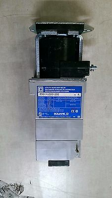 Square D Industrial Control Relay Model 8501X  (UDO1200)