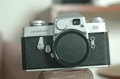 Leicaflex Camera body only with strap and body cap
