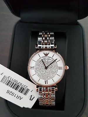 New Ladies Armani Ar1926 Watch