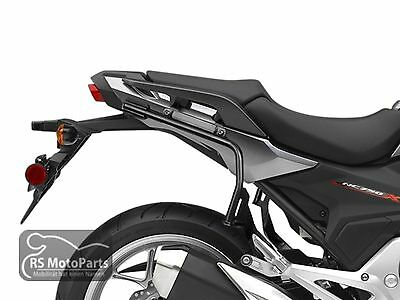 Honda NC 750 X Built 2016 SHAD Luggage carrier Side Master 3P System