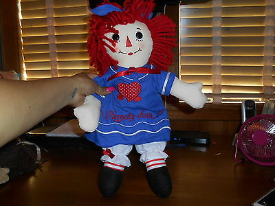 Raggedy Ann Doll 2012 Really Cute