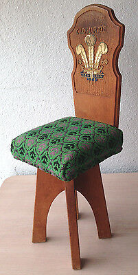1969 Prince Of Wales Investiture Commemorative Child's Chair