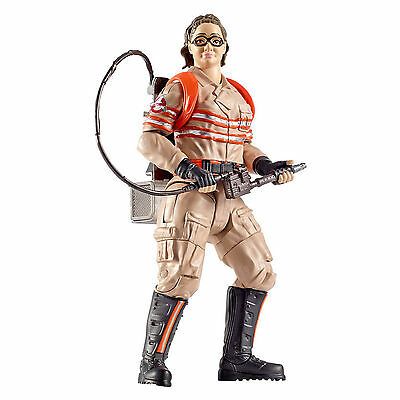 Ghostbusters Abby Yates 6 Inch Action Figure NEW Toys Mattel Movie