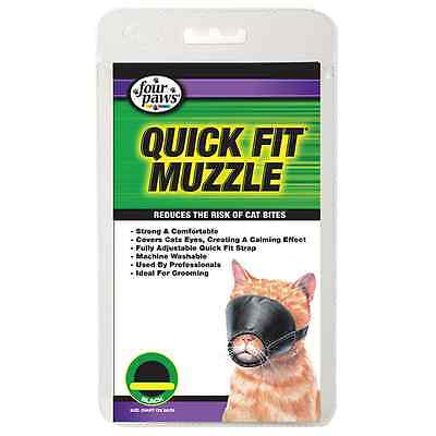 QUICK FIT MUZZLE for cats – Medium size