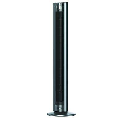 Air Ionizer Fan Tower Portable Tall Floor Standing Home Upright Room Oscillating
