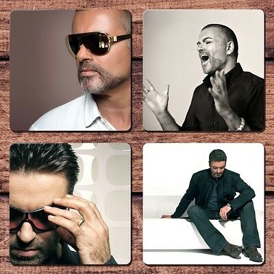 George Michael Coaster Set NEW Symphonica Patience Amazing Flawless