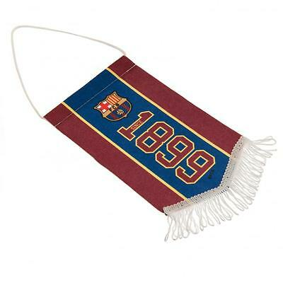 FC Barcelona Mini Pennant - Great for Car Display!