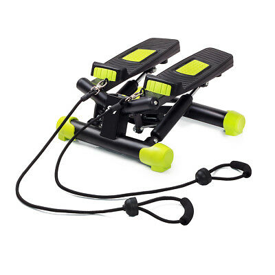 Swing Stepper with Expander Twist Side Fitness aorobic Computer NEW