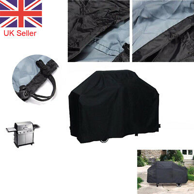 2 Size BBQ Cover Heavy Duty Waterproof Rain Snow Barbeque Grill Protector IN UK