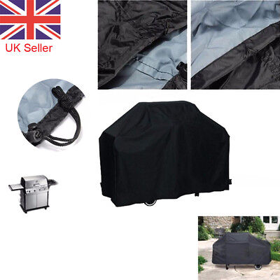 BBQ Cover Heavy Duty Waterproof Rain Snow Barbeque Grill Protector Outdoor