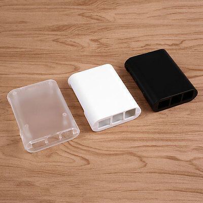Protective Case Cover Shell Enclosure Box For Computer Raspberry Pi 3 B 2  B+