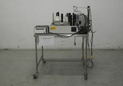 Avery Print & Apply Label System Model Als 330 With Markem Smartdate 2 Coder