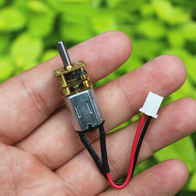 Micro 15mm 2-phase 4-wire Mini Planetary Gear Stepper Motor 15BY Stepping Motor