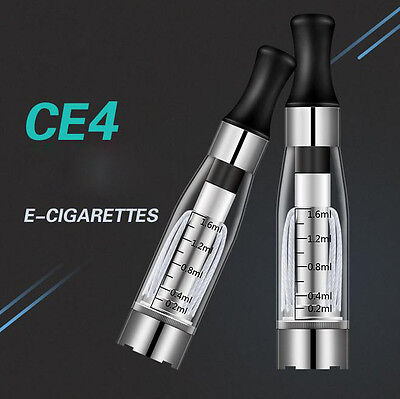 1.6ml CE 4 Clear Clearomizer 510 Tank Clearomizer Charger Pen - Wholesale price